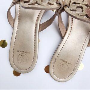 Tory Burch Shoes - Tory Burch | Gold Miller Sandals